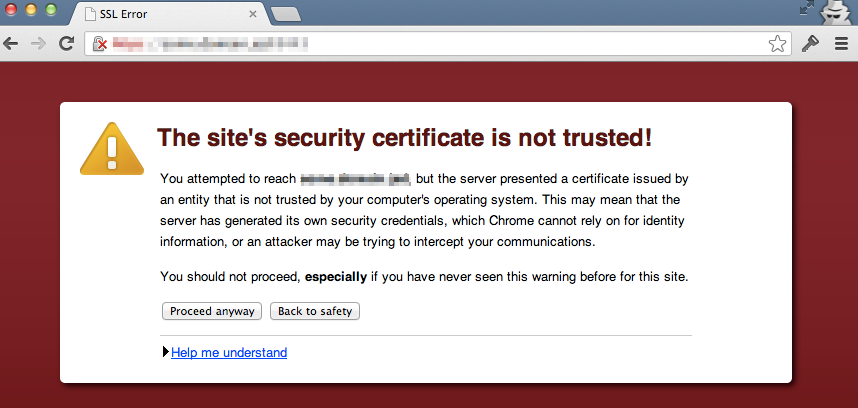 Zeald change SSL providers to solve Google Symantec distrust issue